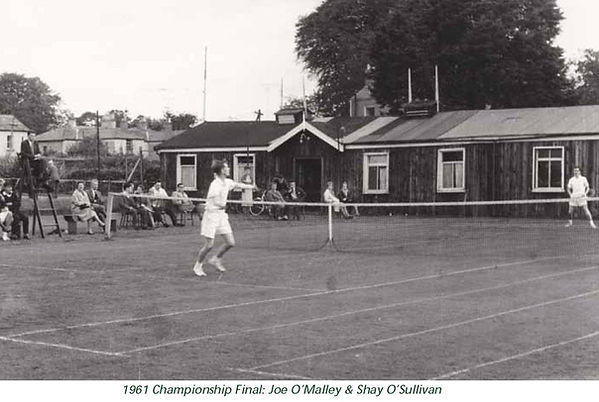 Historic Blackrock Bowling and Tennis Club