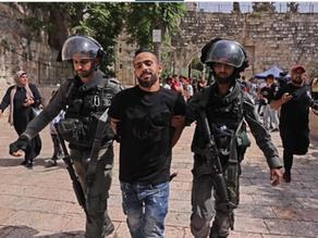 Arrests in Al-Quds
