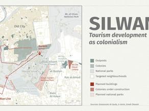 Maps of Silwan