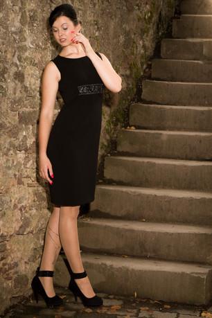 """The """"little black dress"""" belongs in every wardrobe!"""
