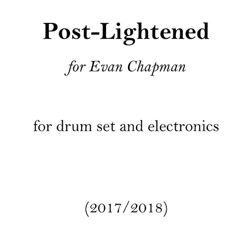 Post-Lightened