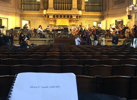 """Ryan Tani and Yale Philharmonia to Premiere, """"She Was There, Too"""""""