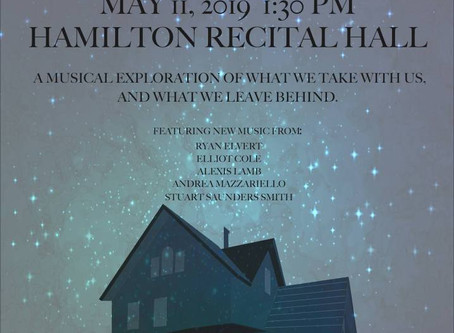"""Kevin Keith to Premiere """"Familiar"""" on May 11 at University of Denver"""