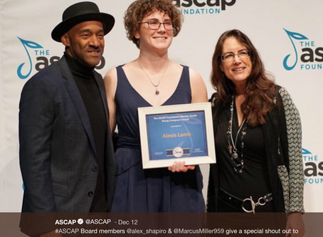 2018 ASCAP Foundation Honors Ceremony