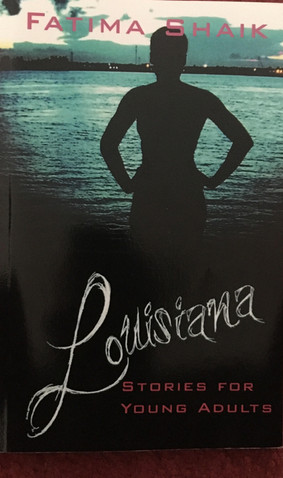 Louisiana Stories for Young Adults