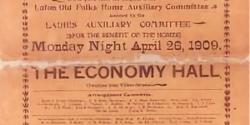 The Music of Economy Hall with Michael White