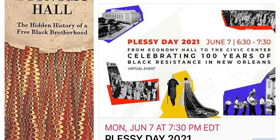 Plessy Day June 7, 2021