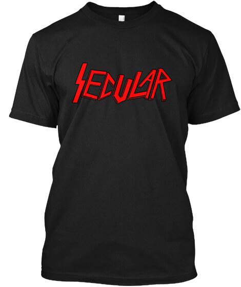 T-Shirt-Secular