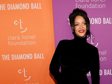 Rihanna and Her Foundation Donates to Help Defeat Covid-19
