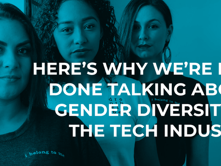 Closing the gap on gender inequality in tech