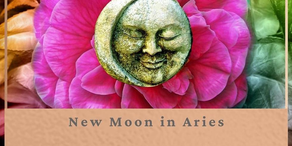 New Moon Workshop: BLOOMING
