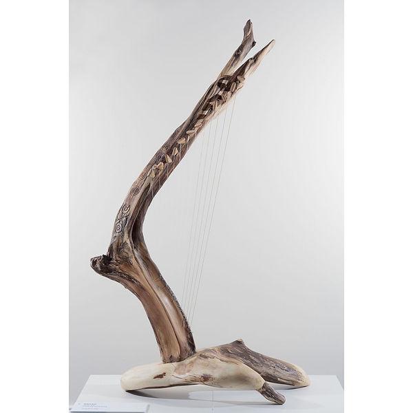 Pictish Harp