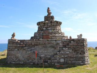 Between the Brochs: Scoping the Coast with SCAPE!