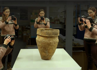 Archaeological Activities: Photogrammetry!
