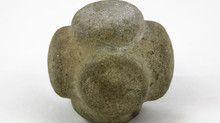 Ornamental Carved Stone Balls