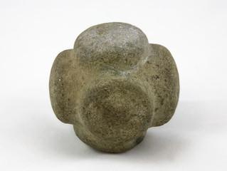 Ornamental Carved Stone Balls