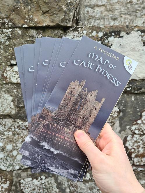 Caithness Tourist Leaflet