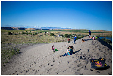 Bruneau Sand Dunes | Our Family Adventures