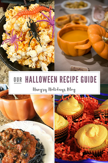 A Guide to All of Our 2017 Halloween Recipes