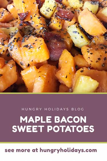 MapleBaconSweet Potatoes