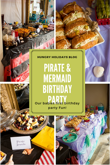 Pirate & Mermaid Party
