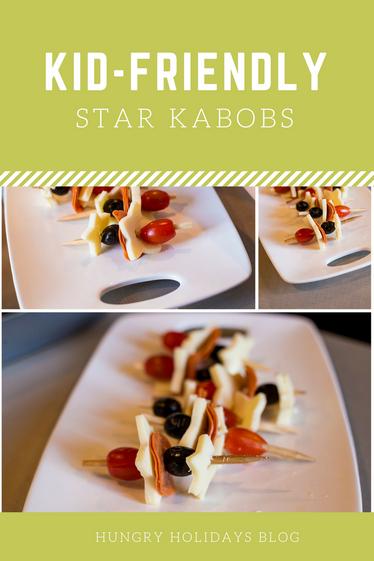 Kid- Friendly Star Kabobs