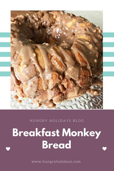 Breakfast Monkey Bread