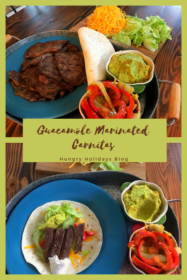 Guacamole Marinated Carnitas