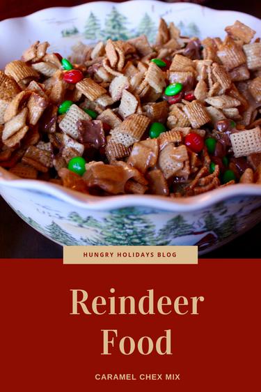 Christmas Reindeer Food