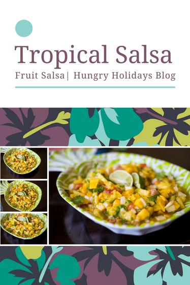 TropicalSalsa | Fruit Salsa