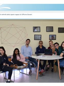 Condivideo - Progetto in collaborazione col Comune di Prato