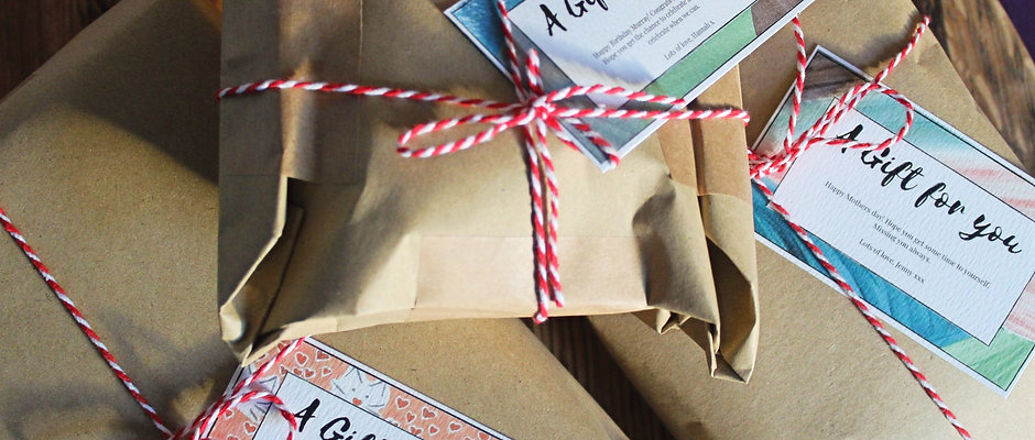 Send Your Purchase Gift Wrapped With Message