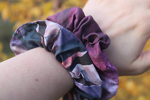 Mixed Scrunchie Two Pack - Rase and Reid Hull