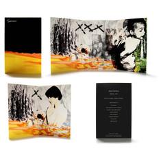 Junji Tsuchiya S/S '00 invitation card