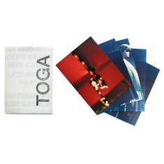 TOGA A/W '01-'02 card