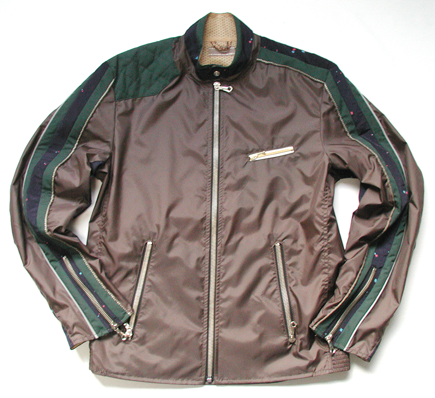 """sureshot"" riders jacket"