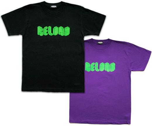 "08.03.06 ""RELOAD logo-T"" by RELOAD"