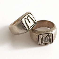 """""""MAJOR FORCE"""" ring"""