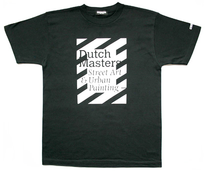 "06.11.25 ""Dutch Masters"" T-shirts"