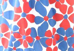 """HELLY HANSEN """"FLOWER"""" textile 2012SS"""