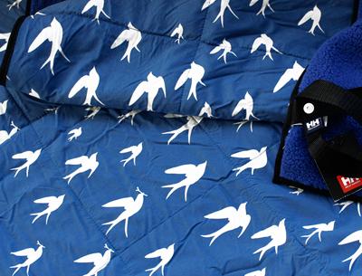 """HELLY HANSEN """"BIRD"""" 2011A/W"""