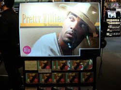 """PRETTY WILLIE """"The Transition"""""""