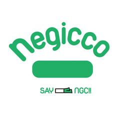 LOGO DESIGN: BUBKA x BEAMS T ft. Negicco