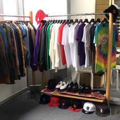 insane pop-up store @ style