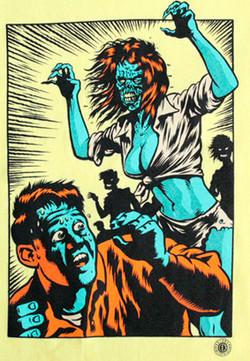"""08.09.10 """"Zombies"""" by Erik Kriek"""