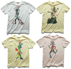 animism T-shirts for is-ness S/S '11
