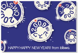 biswa. 2009 card
