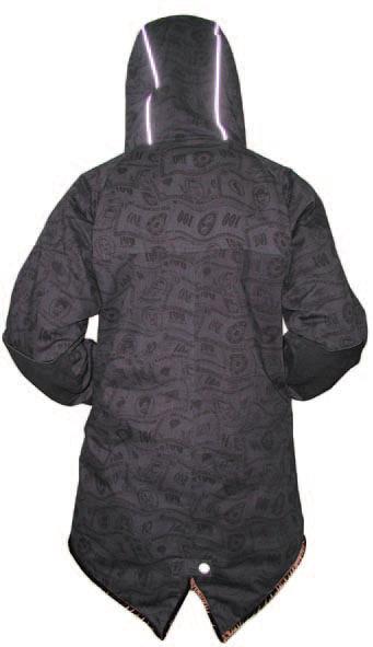 sureshot monayflage jacket