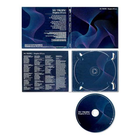 """Nu Tropic / Kingdom Of Love"" CD JACKET"
