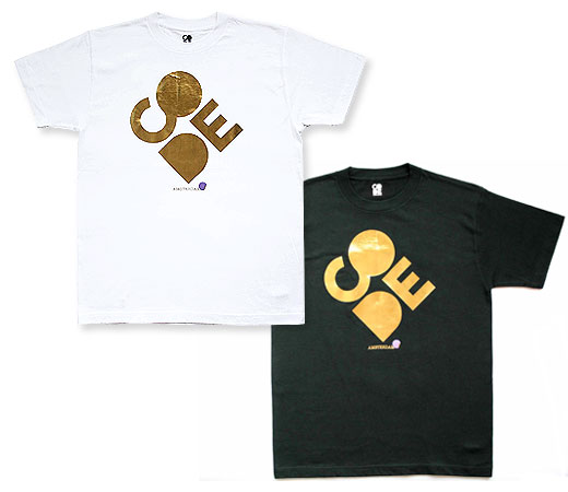"07.03.16 ""CODE"" T-shirts"